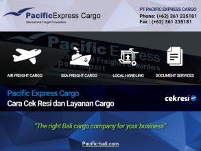 Pacific Express Cargo: Cara Cek Resi dan Layanan Cargo