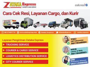 Zataka Express: Cara Cek Resi, Layanan Cargo, dan Kurir