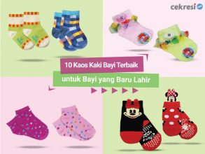 10 Kaos Kaki Bayi Terbaik untuk Bayi yang Baru Lahir