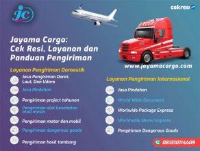 Jayama Cargo: Cek Resi, Layanan dan Panduan Pengiriman
