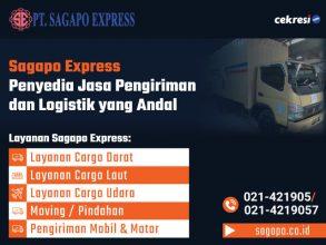 Sagapo Express Penyedia Jasa Pengiriman dan Logistik yang Andal