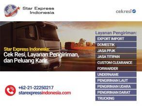 Star Express Indonesia: Cek Resi, Layanan Pengiriman, dan Peluang Karir