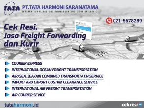 Tata Harmoni Saranatama: Cek Resi, Jasa Freight Forwarding dan Kurir