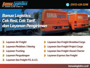 Banua Logistics: Cek Resi, Cek Tarif, dan Layanan Pengiriman