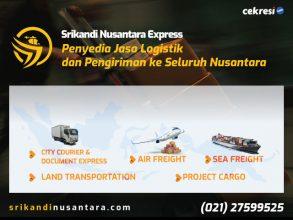 Srikandi Nusantara Express Penyedia Jasa Logistik dan Pengiriman ke Seluruh Nusantara