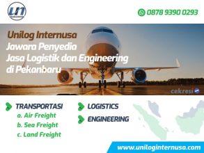 Unilog Internusa, Jawara Penyedia Jasa Logistik dan Engineering di Pekanbaru