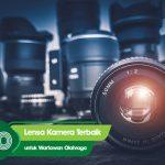 10 Lensa Kamera Terbaik untuk Wartawan Olahraga
