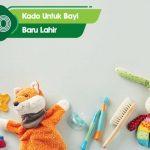 10 Rekomendasi Kado Pilihan untuk Bayi Baru Lahir