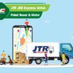 JTR JNE Express untuk Mengirim Paket Ukuran Besar dan Sepeda Motor