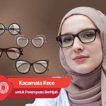 10 Kacamata Kece untuk Perempuan Berhijab