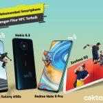 10 Rekomendasi Smartphone dengan Fitur NFC Terbaik dan Murah