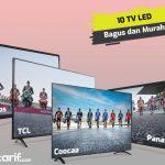 10 TV LED Bagus dan Murah