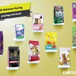10 Rekomendasi Makanan Kucing yang Bagus dan Murah