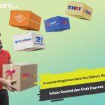 5 Layanan Pengiriman Same Day Delivery Murah Selain Gosend dan Grab Express