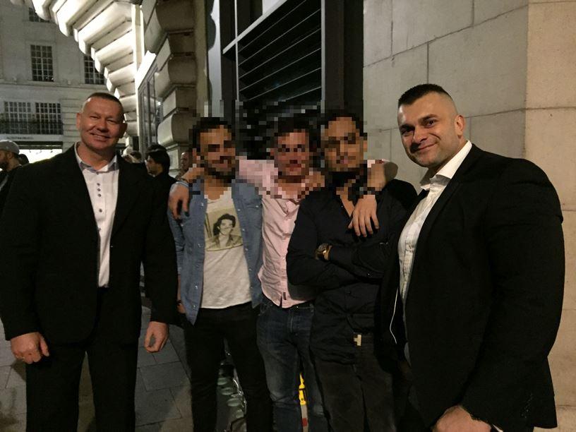 Best Bodyguards Hire
