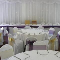 Wedding Chair Covers Melton Mowbray Resin Wicker Rocking Elegance Hucknall Dispatch Sashes And Fairy Light Twinkle Backdrop At Clumber Park Hotel Nottinghamshrie