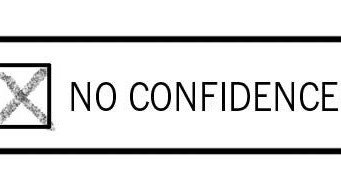 Image result for vote of no confidence