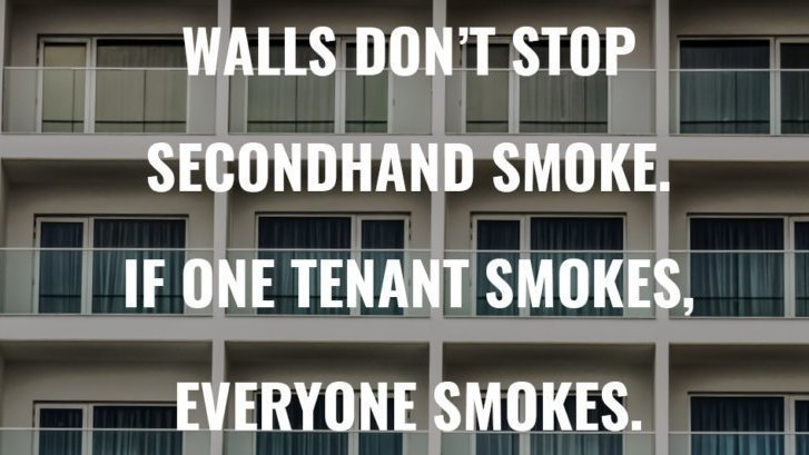 Petition · Illinois: Banning Smoking in Condominiums and ...