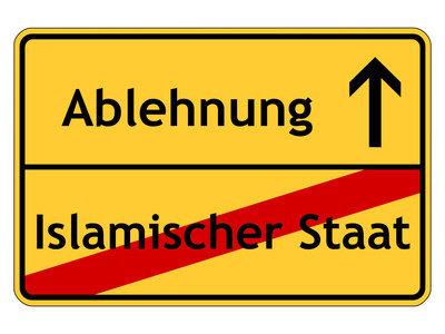 Bildergebnis für bilder keine islamisierung in deutschland