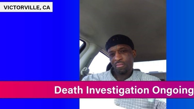 "2nd Black Man ""Malcolm Harsch"" Found Hanging From Tree in Victorville"