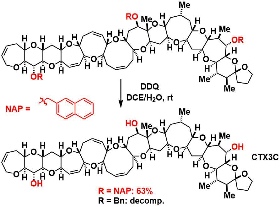 ベンジル保護基 Benzyl (Bn) Pro...