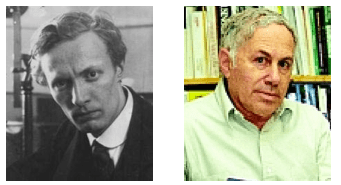 Boris Pavlovich Belousovと Anatoly Zhabotinsky