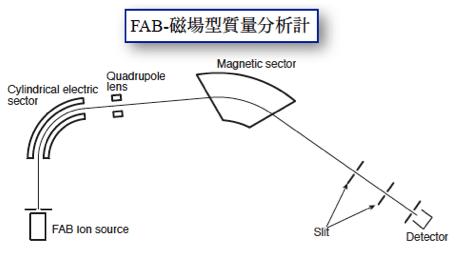 磁場型FABの構造