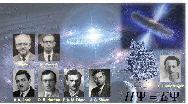 量子化学歴史