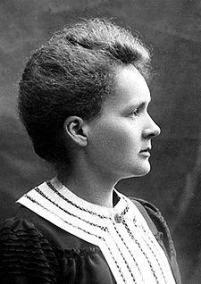 Marie Curie (出典:Wikipedia)