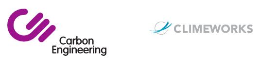 2社のロゴ
