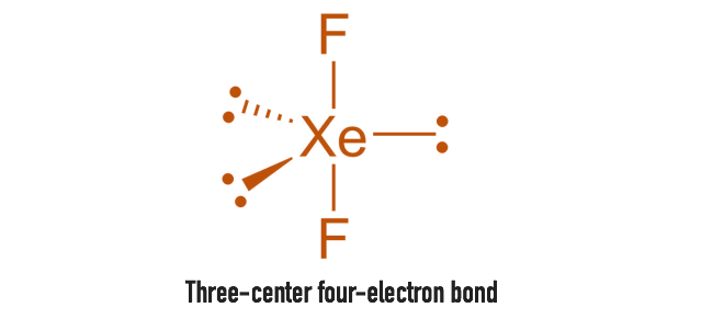三中心四電子結合とは? | Chem-...