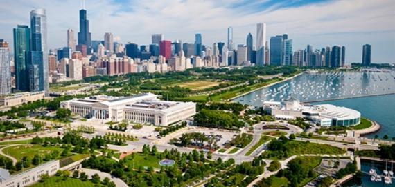 Grant (Ulysses) Park   Chicago Park District