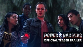 Power Rangers Teaser VO