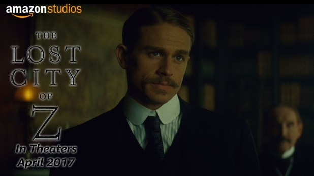 The Lost City of Z Extrait VO