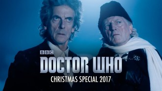 Doctor Who: Twice Upon A Time Bande-annonce VO