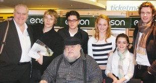 Game of Thrones : Photos souvenirs du groupe d'acteurs avant la série ! photo 1