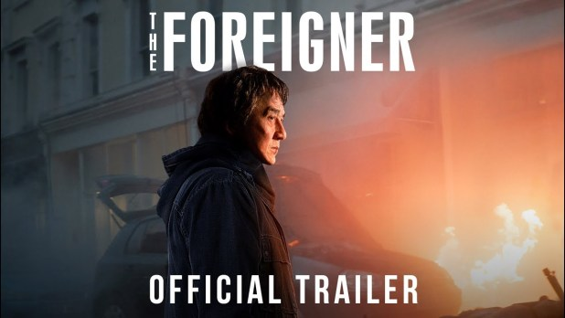 The Foreigner Bande-annonce VO