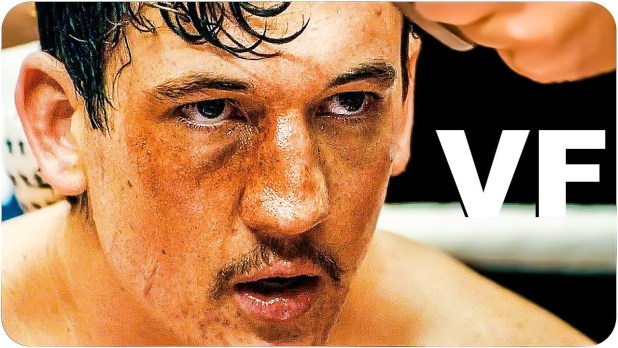 K.O. – Bleed For This Bande-annonce (2) VF