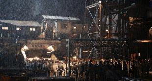 The Battleship Island : un grand spectacle (trop ?) héroïque photo 4