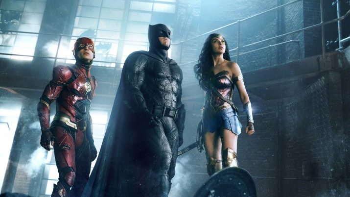Justice League déloge Thor Ragnarok — Box-office US