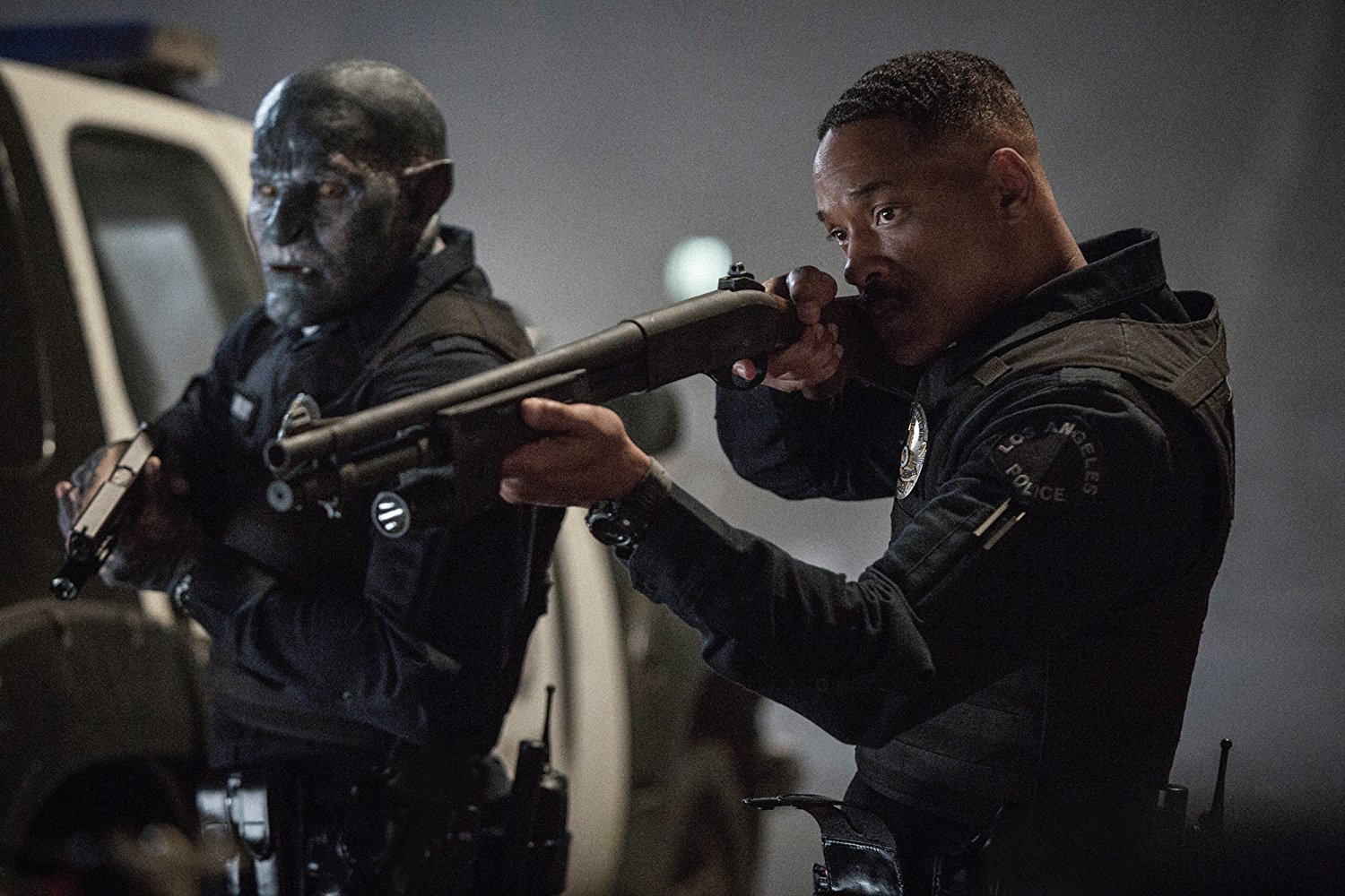 La super-production Netflix avec Will Smith — Bright