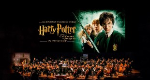 Harry Potter et la Chambre des Secrets en mode orchestral à Paris