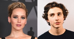 Jennifer Lawrence a flashé sur Timothée Chalamet (et son talent)
