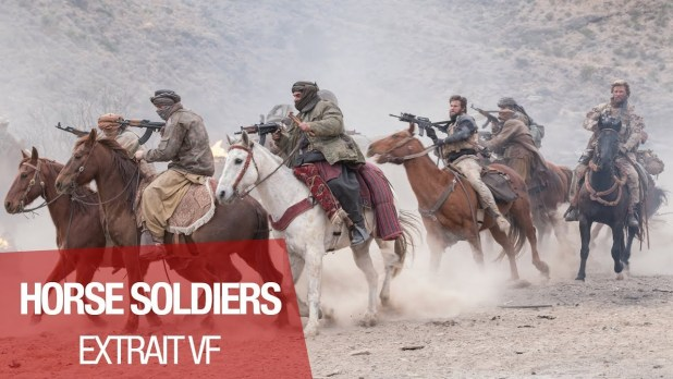 Horse Soldiers Extrait VF
