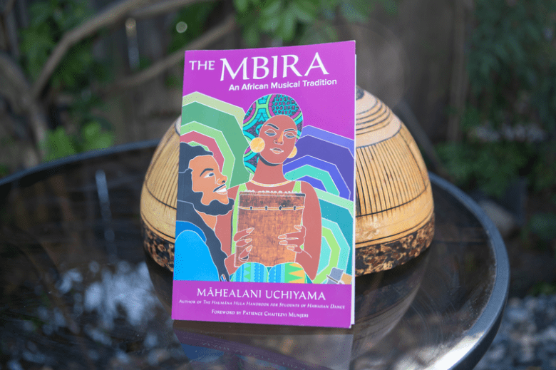 Her book, The Mbira: An African Musical Tradition, which is being released on Sept. 14.