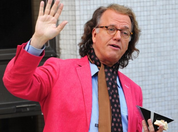 andré rieu concerts wife
