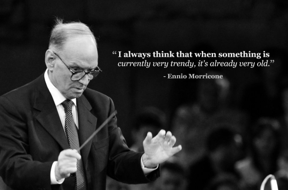 Ennio Morricone The Best Film Composer Quotes Classic FM