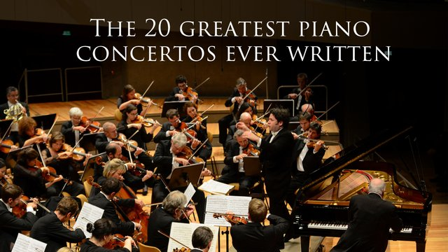 These Are The 20 Best Piano Concertos Ever Written