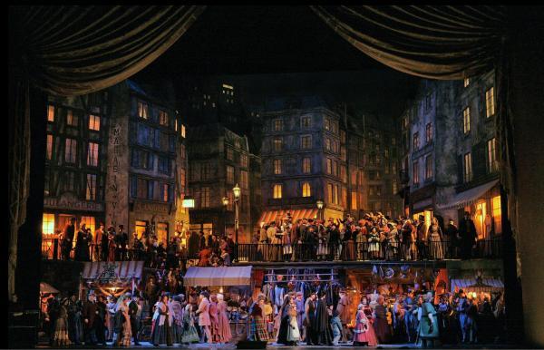 La Boheme Metropolitan Opera