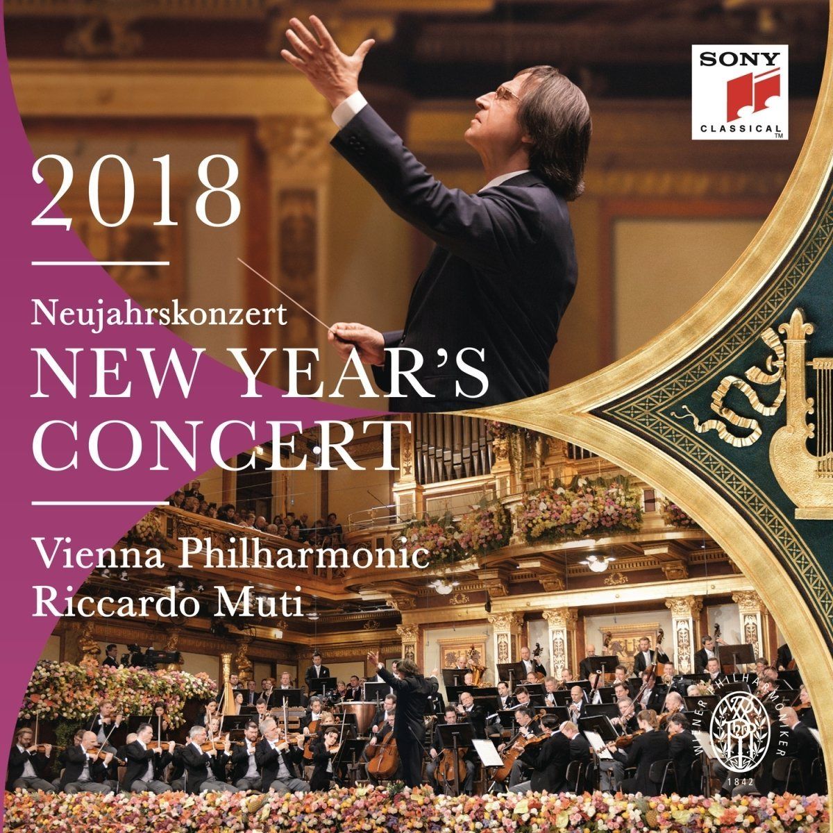 New Releases New Year S Concert And Stephen Hough